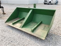 Gnuse 3-Pt Hydraulic Dump Bucket