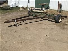 Homemade Swather Cart