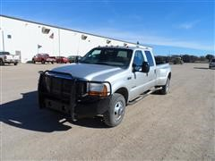 2001 Ford F350 XLT Super Duty 1 Ton Pickup