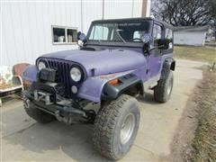 1983 American Motors CJ7 Jeep