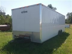 2004 Victory Haulers 24' T/A Enclosed Trailer