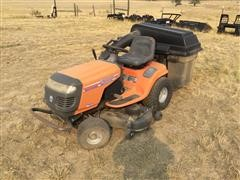 "Husqvarna YTH1848XP 48"" Riding Lawn Mower W/Bagger"