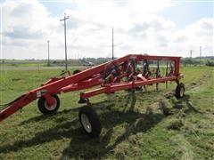 Kuhn SR600 14 Wheel Speed Rake