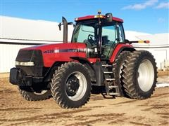 2002 Case IH MX220 MFWD Tractor