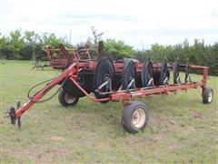 H&S BF12HC 12-Wheel Pull-Type High-Capacity Rake