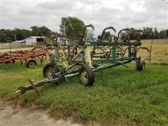 Quinstar 36' Pull-Type Anhydrous Ammonia Applicator