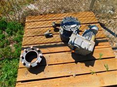 Zimmatic Pivot Gear Box, Pivot Center Drive, Wheel Extension