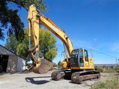 2003 John Deere 225C LC RTS Excavator