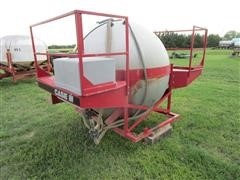 Case IH 750-Gallon Planter/Seeder Liquid Tank & Frame