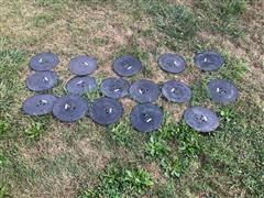 Case IH 1200 Sunflower Plates