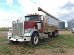 1984 Kenworth W900 Feed Truck