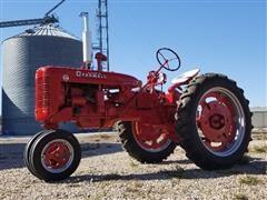 1951 Farmall Super C 2WD Tractor