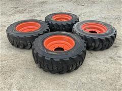 Bobcat 10-16.5 Heavy Duty Loader Tires & Rims