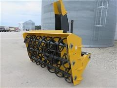 2010 Hitch Doc HDS 9310 HD 3 Point Snow Blower