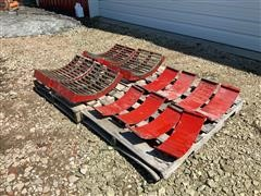 Estes Case IH Flagship/88 Series Concaves And Cover Plates