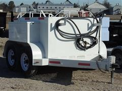 2012 Accessories Unlimited Fuel Trailer