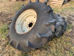 Firestone 18.4 x 26 Tires and wheels