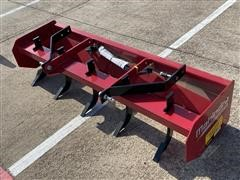 Mahindra 6' Box Blade