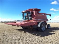 2002 Case International 2388 Axial Flow Combine