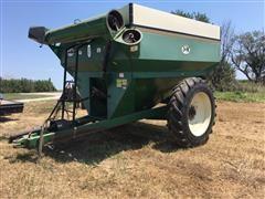J & M 500 Grain Cart