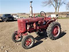 1954 Farmall Super A 2WD Tractor