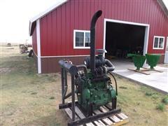 2003 John Deere 4045T Stationary Diesel Engine