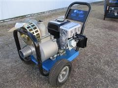 Pacific Keyed Heavy Duty Commercial Trash Pump
