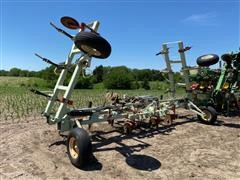 """Hiebner 12R36"""" 3-Pt Anhydrous Applicator"""