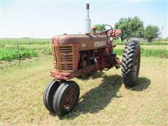 1958 Farmall 450 2WD Tractor
