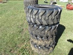 Akuret 12-16.5 NHS Premium Skid Steer Tires