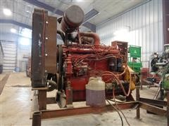 International DT414 Combine Engine/Power Unit