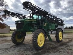 2007 John Deere 4720 Self-Propelled Sprayer