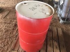 55-Gallon Drum Of AW-46 Hydraulic Fluid