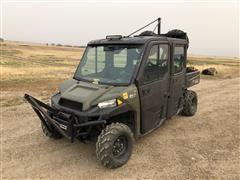 2015 Polaris Ranger Crew 900 EFI UTV