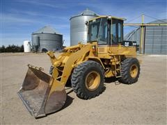 Cat 924F Wheel Loader