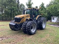 2015 Challenger MT685E MFWD Tractor