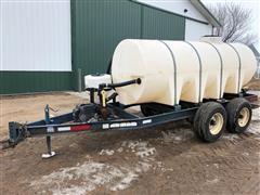 Schaben Industries 1000 Gallon Fertilizer Transport