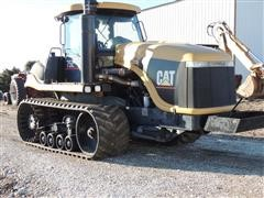 1998 Caterpillar 75E Tracked Tractor