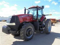 2011 Case IH Magnum 215 MFWD Tractor