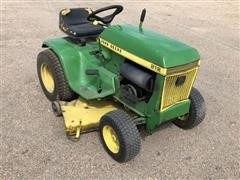 1979 John Deere 212 Riding Lawn Mower