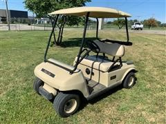 2009 Club Car DS Player Electric Golf Cart W/Charger
