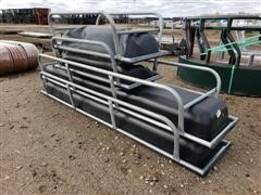 Behlen Galvanized Feed Bunks W/ Poly Liner