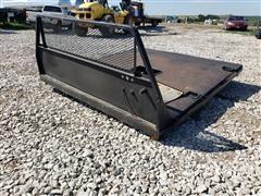 Pickup Flatbed Utility Box