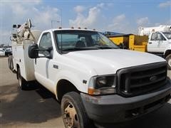 2002 Ford F-450 Service Truck