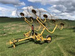 Vermeer WR20 8 Wheel Rake