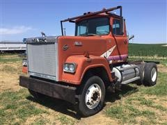 1979 Mack RWS747LST Superliner S/A Cab & Chassis