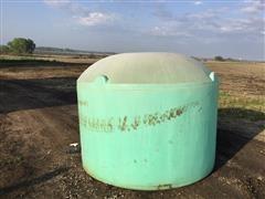 Snyder 1500-Gallon Poly Tank
