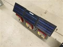 Parmak 6 Volt Solar Fence Chargers
