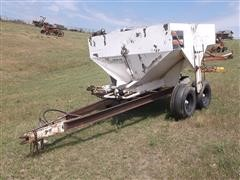 Simonsen Mfg X5X SS 1754 T/A Spreader Converted To Pivot Track Filler