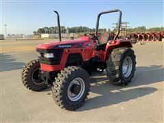 2017 Mahindra 5555 4WD Compact Utility Tractor